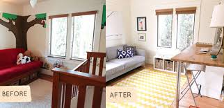 home design before and after before after jacqueline s home office design sponge