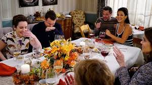 Games To Play At The Dinner Table Life In Pieces Cbs Com