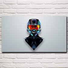 Video Game Home Decor Online Get Cheap Halo Game Aliexpress Com Alibaba Group