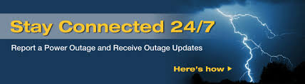 report a street light out report streetlight outage