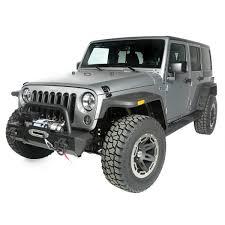 jeep liberty fender flare hurricane flat flare kit rugged ridge 11640 10