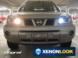 trail of lights parking nissan galerie de xenonlook