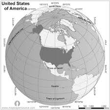 us map equator united states of america country profile free maps of united