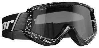 thor motocross goggles thor combat sand blast goggles revzilla
