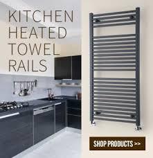 Designer Kitchen Radiators Heated Towel Rail Design