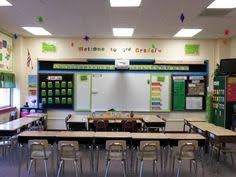 Classroom Desk Organization Ideas I The Desk Arrangement In This Classroom Open Concept