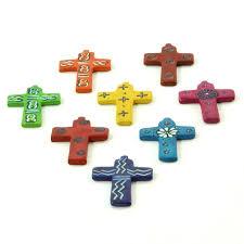 pocket crosses soapstone pocket crosses two asst set of 8 colors
