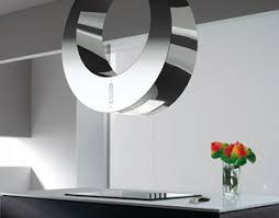 hotte de cuisine ilot hotte ilot design un objet de décoration
