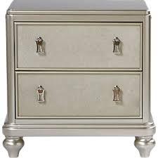 sofia vergara paris silver 5 pc queen upholstered bedroom queen