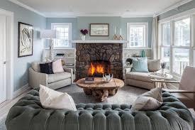 seaside home interiors new york interior style best modern living room white sofa new