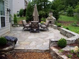 Backyard Patio Ideas Stone Download Cost Of Outdoor Patio Garden Design