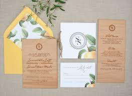 Engraved Wedding Invitations Elegant And Rustic Wood Engraved Wedding Invitations