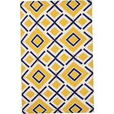 Yellow Area Rugs Blue And Yellow Braided Rugs Home Design Ideas