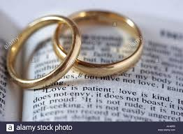 bible verse rings wedding rings with bible verse stock photo 5825266 alamy