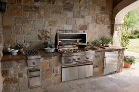 Outdoor Kitchen Furniture - tudor dream kitchen gallery sub zero u0026 wolf appliances