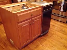 Household Trash Compactor Original Trash Compactor In Kitchen Island Removed And Replaced