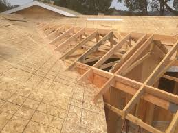 Hip And Valley Roof Calculator Roof Framing Geometry Off Angle California Valley Framing