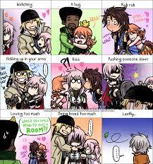 Final Fantasy Memes - fxiii love meme by hazurasinner on deviantart