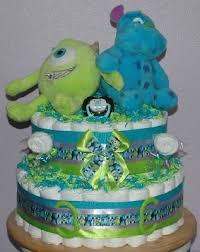 monsters inc baby shower cake baby cakes monstersinc