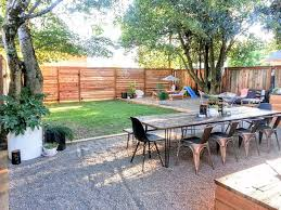 Best  Gravel Patio Ideas On Pinterest Patio Lighting - Backyard beach design
