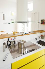 inspiring ideas of yellow kitchen interior design built in kitchen back to post bright kitchen ideas with yellow color