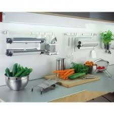 barre ustensiles cuisine inox barre porte ustensiles de cuisine inox de 40 à 100 cm rosle