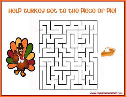 assorted free printable thanksgiving activities for