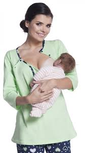 maternity nursing zeta ville women s maternity nursing pyjamas nightdress mix