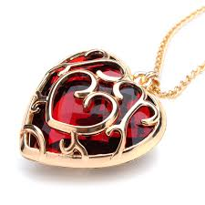 long red heart necklace images Sandi pointe virtual library of collections jpg