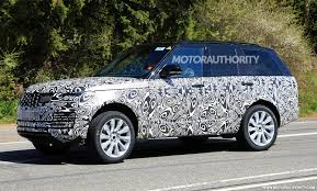luxury land rover 2018 land rover range rover spy shots