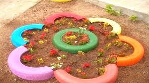 unusual garden ideas best 20 tire garden ideas on pinterest planters tires unusual
