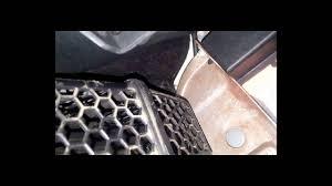dodge nitro carbon filter ac youtube