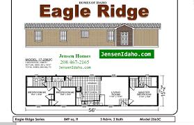 champion homes single wide floor plans u2013 house design ideas