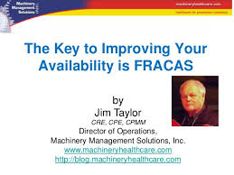 fracas report template the key to improving your availability is fracas