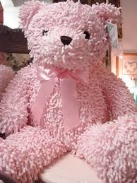 feel better bears send a pink when she doesn t feel well and she ll feel