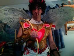 cupid costume halloween 2009 by un1c0rny on deviantart