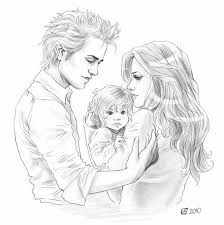 Edward Bella and Renesmee Go To wwwlikegossipcom to get more