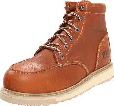 amazon com timberland pro men u0027s barstow wedge alloy st work boot