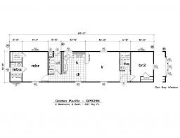 100 4 bedroom mobile home floor plans romeo 4 bedrooms with