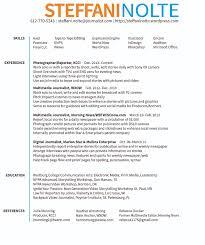 resume help mn resume steffani nolte leave