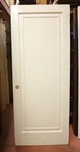 One Panel Interior Door Single Panel Interior Exterior Door Oct13 90 250 00