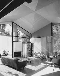 Saarinen Grasshopper Lounge Chair Scandinavian Collectors Julius Shulman The Booth Residence