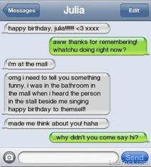 singing text message for birthday 828 best epic text images on text messages