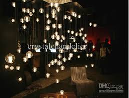 Glass Balls Chandelier Fancy Glass Ball Pendant Light Glass Ball Lighting A