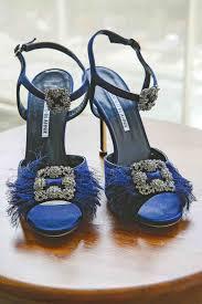Wedding Shoes Blue 40 Wedding Shoes That Are Worthy Of An Instagram Martha Stewart