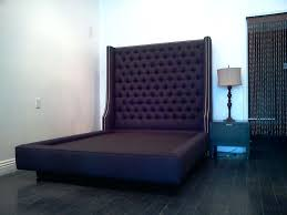 headboard bed frame with large headboard enchanting large