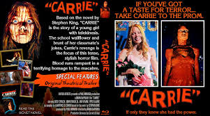 image gallery of carrie blu ray cover