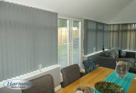 grey vertical conservatory blinds u0026 perfect fit venetian blinds