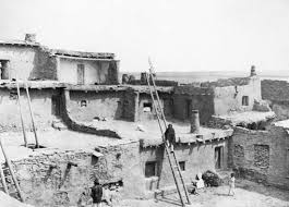 Adobe Houses Pueblo Indians Zuni Adobe Houses Kids Britannica Kids