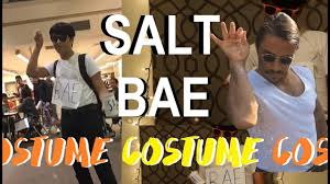 L Meme - diy salt bae halloween costume 2017 l memes youtube